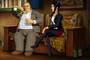 Broken Sword 5: The Serpent's Curse - Episode 1 Screenshot