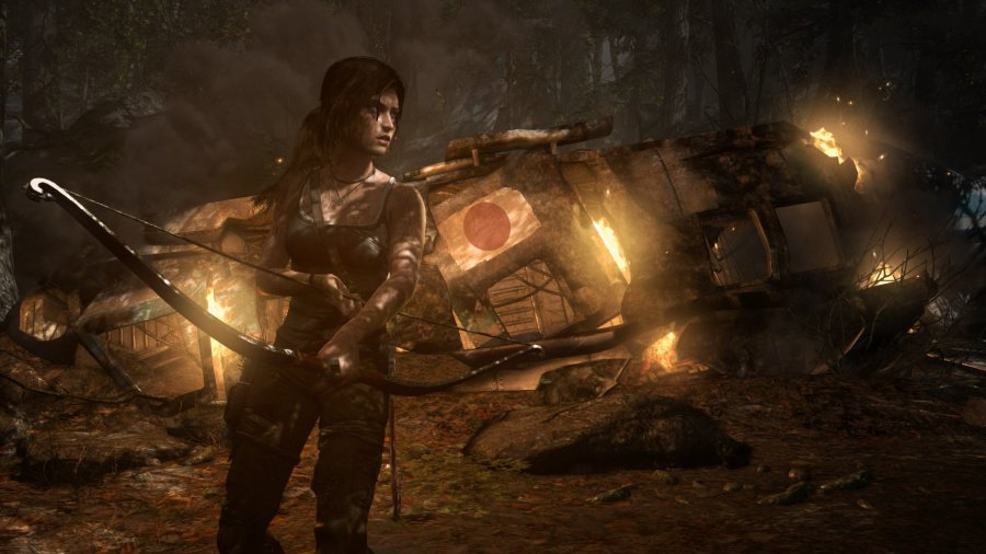 Tomb Raider: Definitive Edition Review - Screenshot 2 of 4
