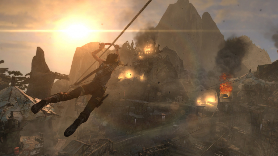 Tomb Raider: Definitive Edition Review - Screenshot 4 of 4