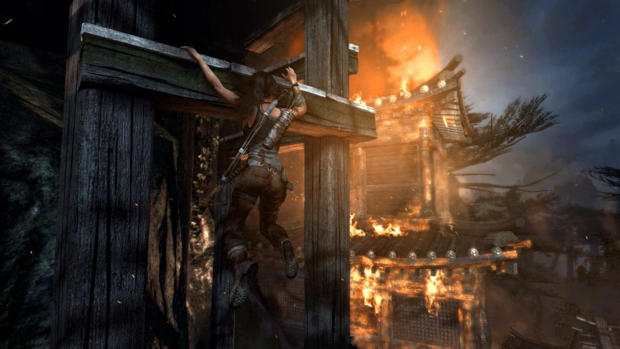 Tomb Raider: Definitive Edition Review - Screenshot 3 of 4