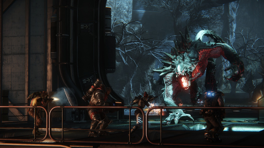 Evolve Review - Screenshot 1 of 5