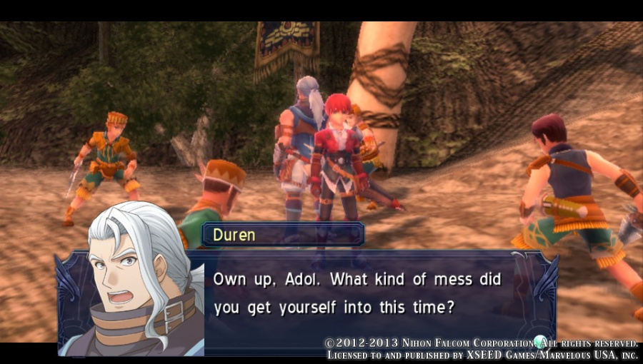 Ys: Memories of Celceta Review - Screenshot 2 of 4