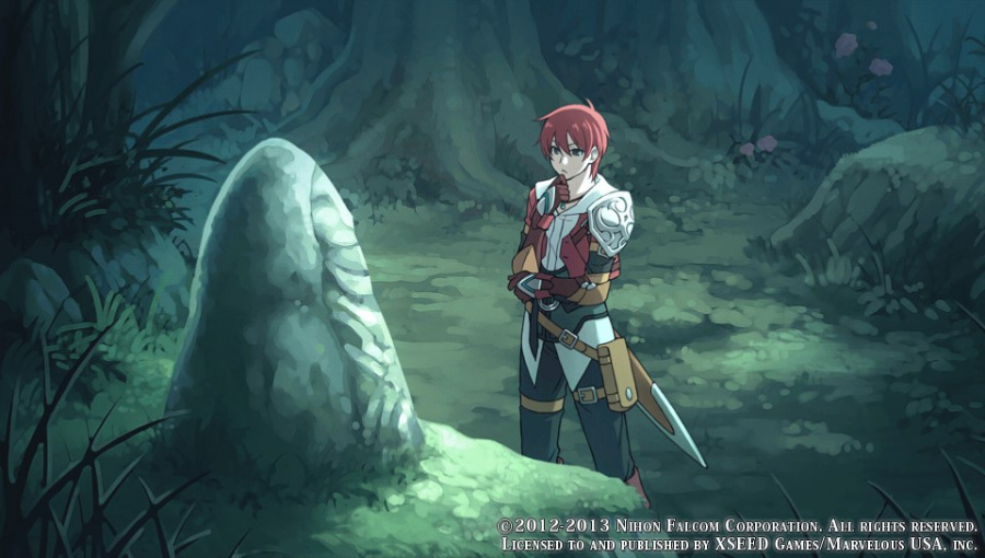 Ys: Memories of Celceta Review - Screenshot 1 of 4