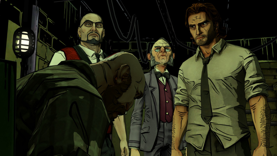 The Wolf Among Us: Episode 2 - Smoke And Mirrors Review - Screenshot 1 of 2
