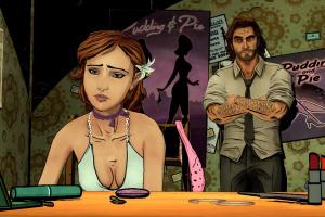 The Wolf Among Us: Episode 2 - Smoke And Mirrors Screenshot