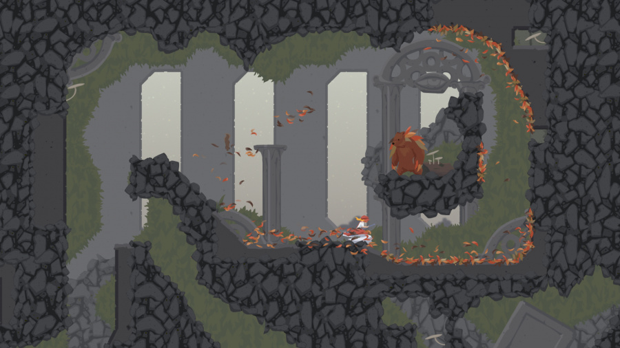 Dustforce Review - Screenshot 1 of 3