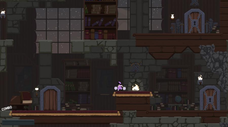 Dustforce Review - Screenshot 4 of 4