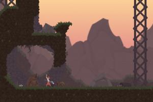 Dustforce Screenshot