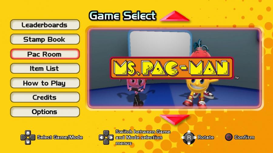 Pac-Man Museum Review - Screenshot 2 of 3
