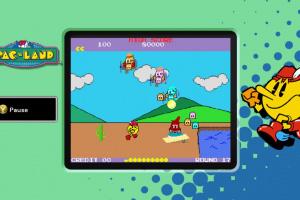 Pac-Man Museum Screenshot