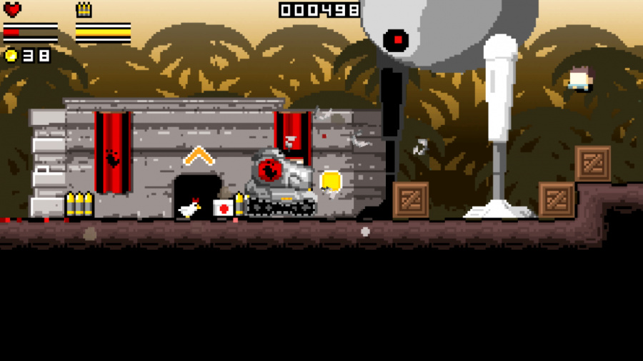 Gunslugs Review - Screenshot 4 of 4