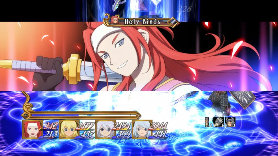 Tales of Symphonia Chronicles Review - Screenshot 1 of 6
