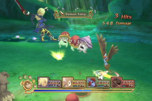 Tales of Symphonia Chronicles Screenshot