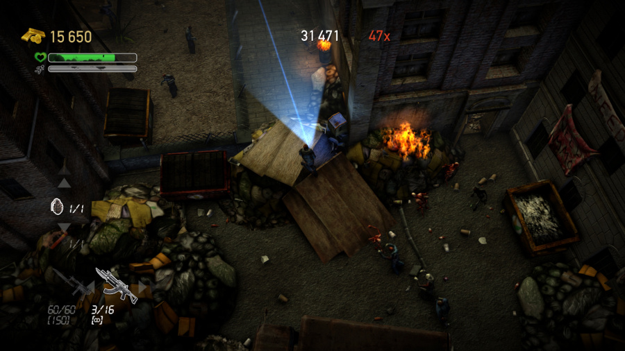 Dead Nation: Apocalypse Edition Review - Screenshot 3 of 5