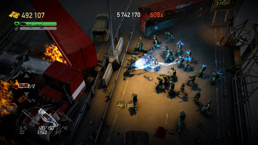 Dead Nation: Apocalypse Edition Review - Screenshot 2 of 5