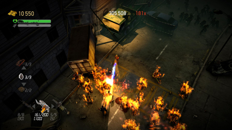 Dead Nation: Apocalypse Edition Review - Screenshot 4 of 5