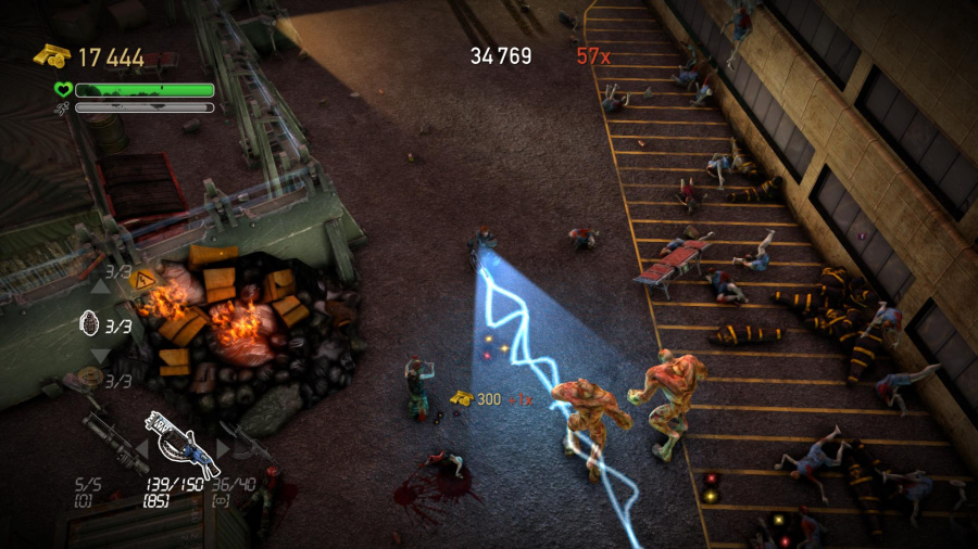 Dead Nation: Apocalypse Edition Review - Screenshot 5 of 5