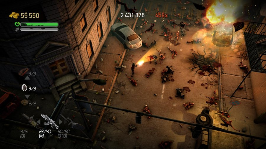 Dead Nation: Apocalypse Edition Review - Screenshot 1 of 5