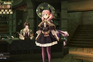 Atelier Escha & Logy: Alchemists of the Dusk Sky Screenshot