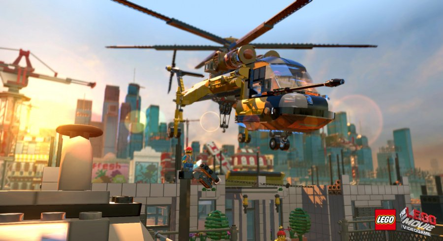 The LEGO Movie Videogame Review - Screenshot 2 of 3