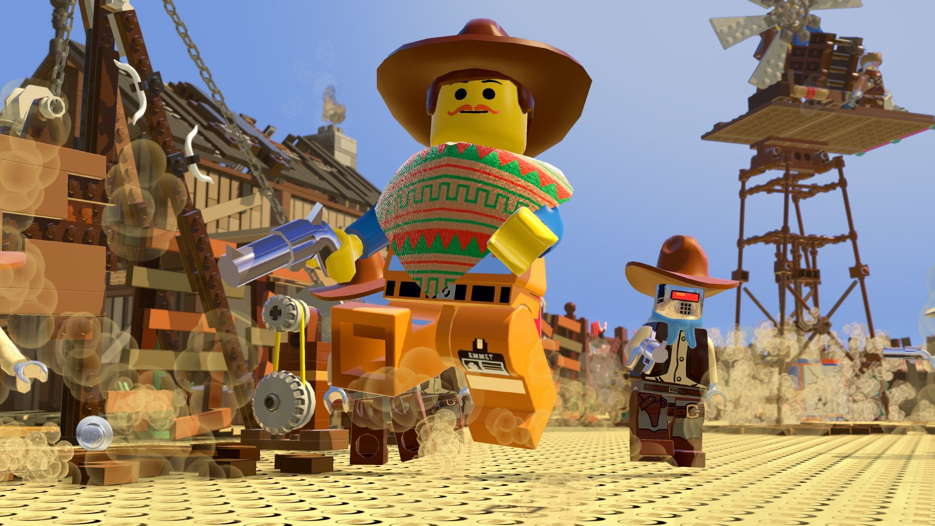 The LEGO Movie Videogame (PS4 / PlayStation 4) Screenshots
