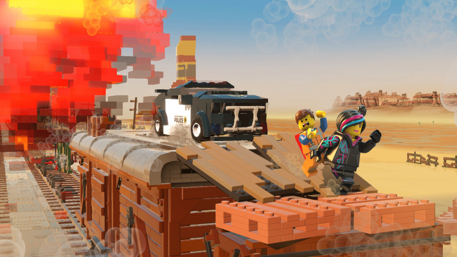 The LEGO Movie Videogame Review - Screenshot 3 of 3