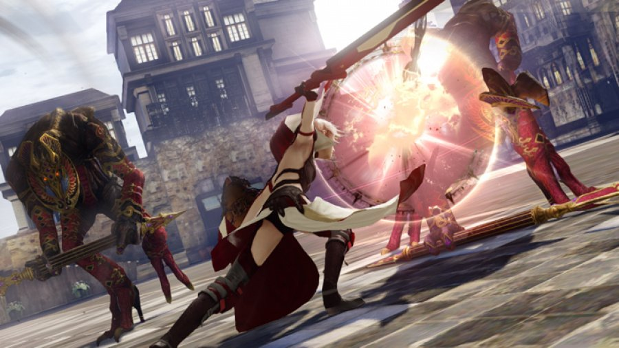 Lightning Returns: Final Fantasy XIII Review - Screenshot 6 of 7
