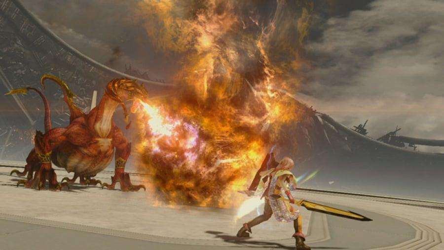 Lightning Returns: Final Fantasy XIII Review - Screenshot 4 of 7