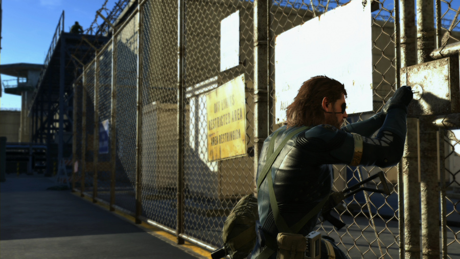 Metal Gear Solid V: Ground Zeroes Review - Screenshot 1 of 7