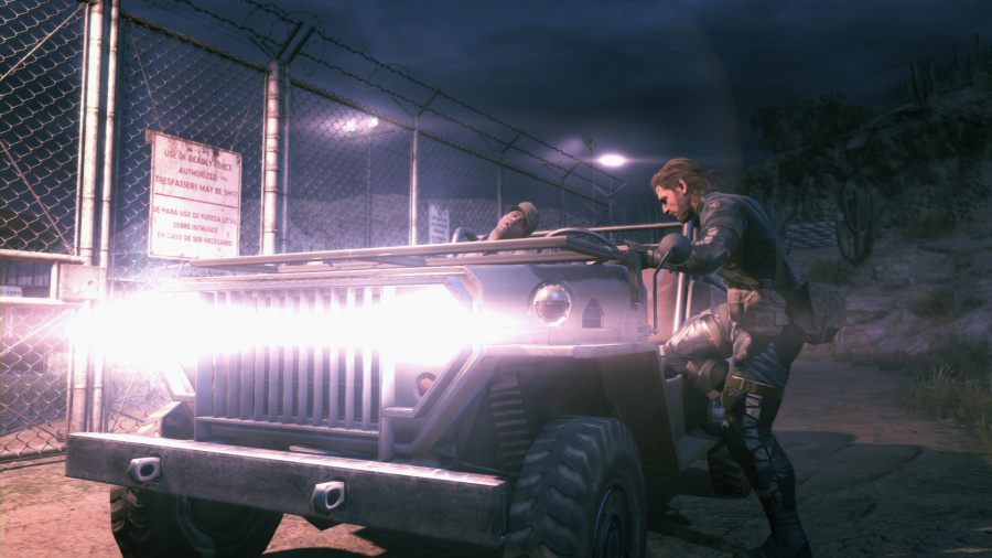 Metal Gear Solid V: Ground Zeroes Review - Screenshot 6 of 7