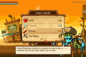 SteamWorld Dig Screenshot