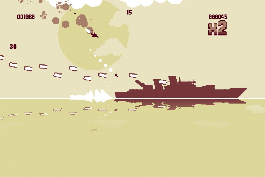 Luftrausers Review - Screenshot 1 of 4