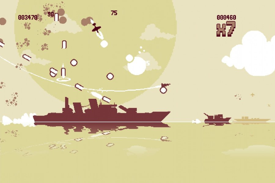Luftrausers Review - Screenshot 4 of 5