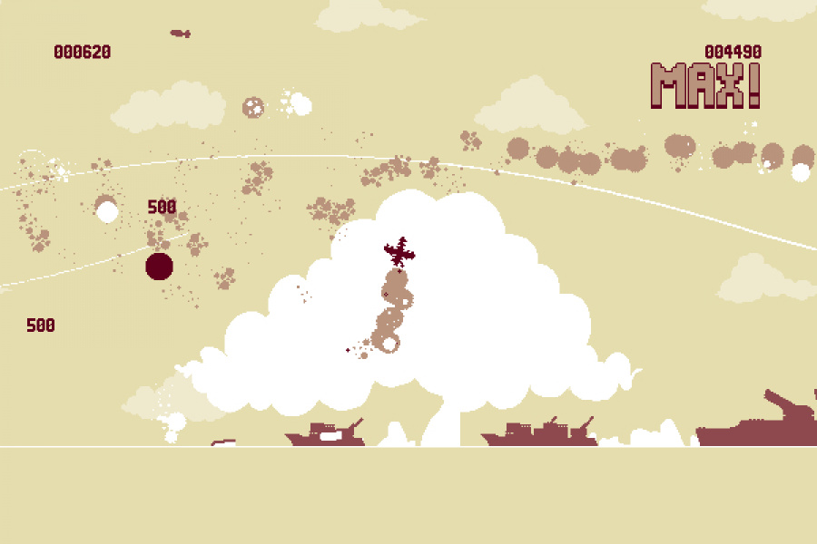 Luftrausers Review - Screenshot 2 of 5