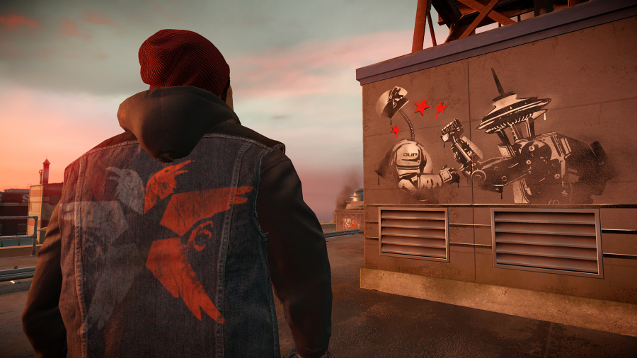 inFAMOUS: Second Son Review - Screenshot 2 of 7