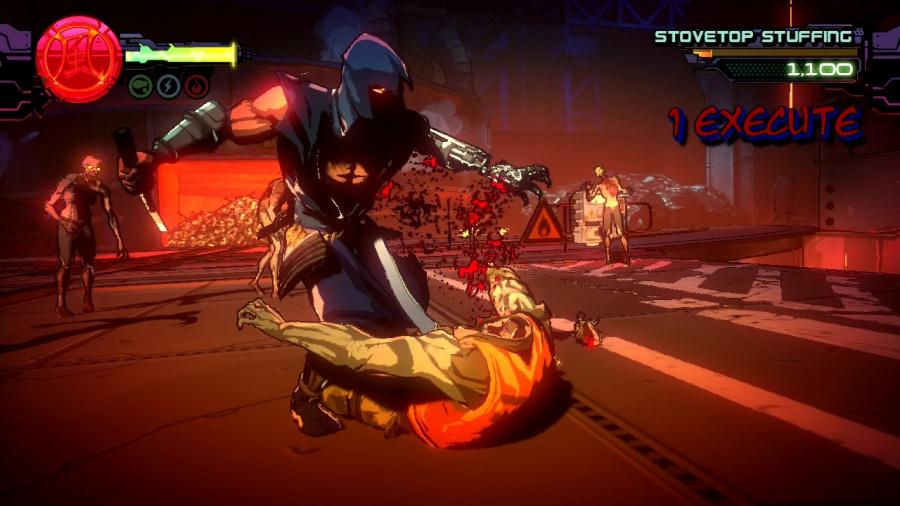 Yaiba: Ninja Gaiden Z Review - Screenshot 1 of 6