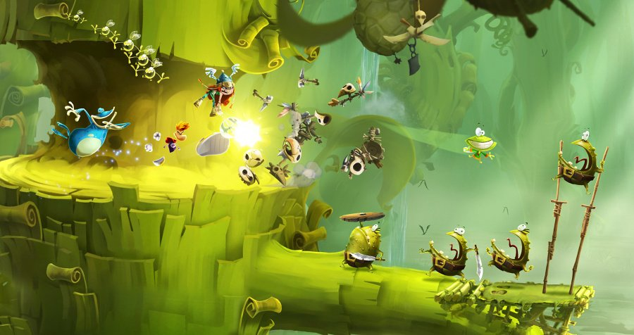 Rayman Legends Review - Screenshot 5 of 5