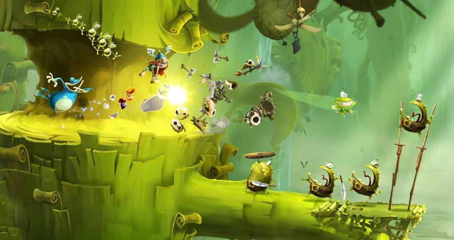 Rayman Legends Review - Screenshot 1 of 5