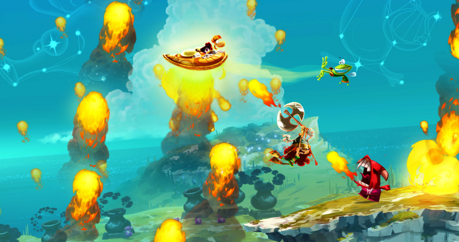 Rayman Legends Review - Screenshot 3 of 5