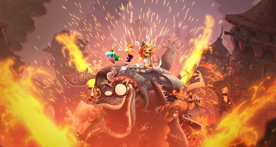 Rayman Legends Review - Screenshot 2 of 5