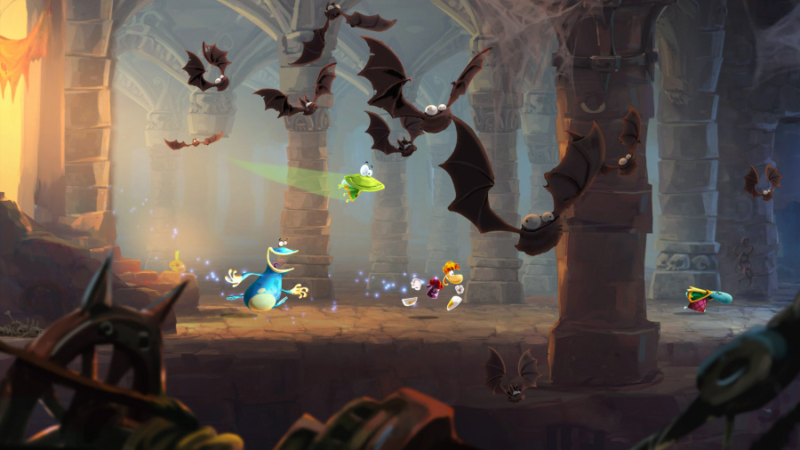 Rayman Legends Review - Screenshot 1 of 5