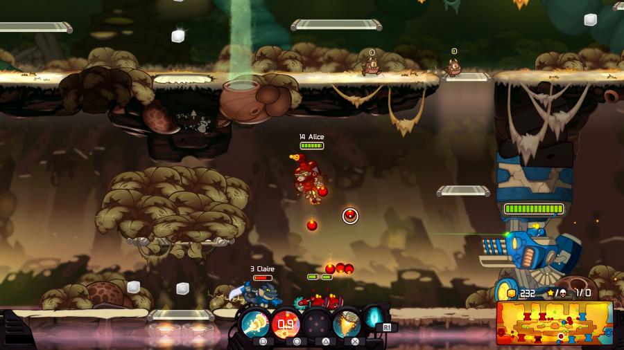 Awesomenauts Assemble! Review - Screenshot 3 of 3