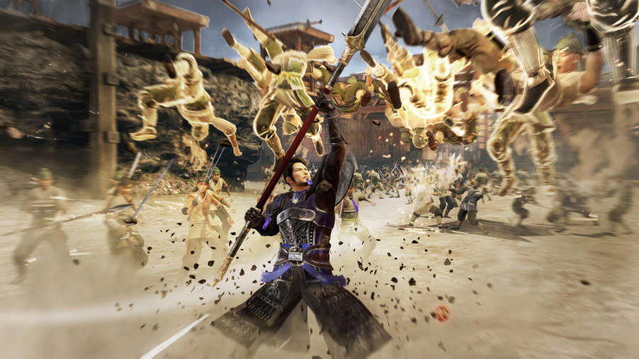Dynasty Warriors 8: Xtreme Legends Complete Edition Review - Screenshot 4 of 4