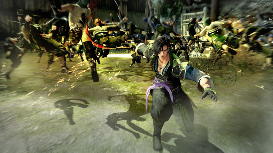 Dynasty Warriors 8: Xtreme Legends Complete Edition Review - Screenshot 3 of 4