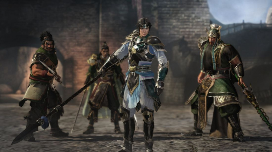 Dynasty Warriors 8: Xtreme Legends Complete Edition Review - Screenshot 2 of 4