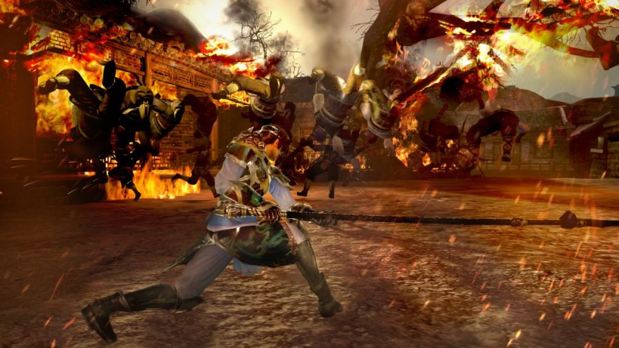 Dynasty Warriors 8: Xtreme Legends Complete Edition Review - Screenshot 1 of 4