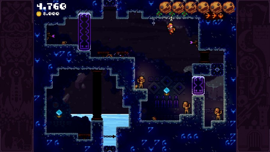 TowerFall Ascension Review - Screenshot 1 of 4