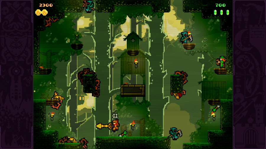 TowerFall Ascension Review - Screenshot 3 of 4