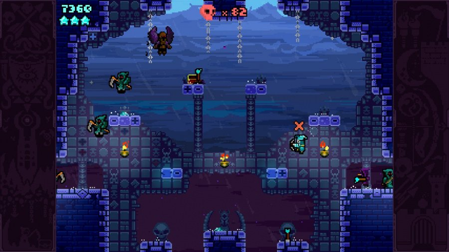 TowerFall Ascension Review - Screenshot 4 of 5
