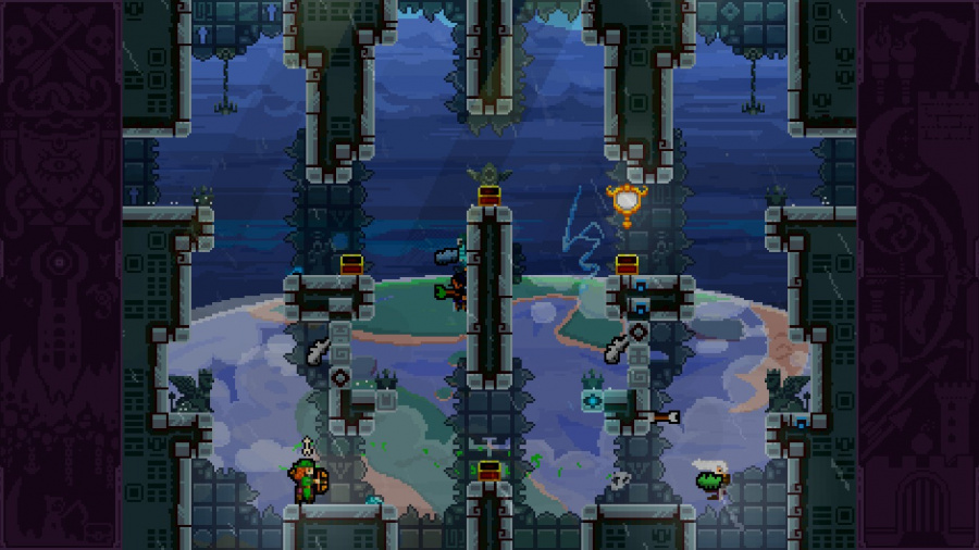 TowerFall Ascension Review - Screenshot 1 of 5